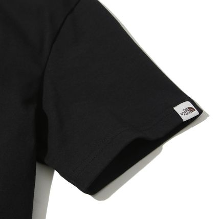 THE NORTH FACE Tシャツ・カットソー 日本未入荷!★THE NORTH FACE★花柄プリントティーシャツ★4色(5)