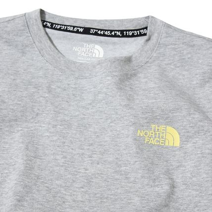 THE NORTH FACE Tシャツ・カットソー 日本未入荷!★THE NORTH FACE★花柄プリントティーシャツ★4色(13)