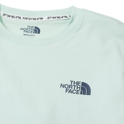 THE NORTH FACE Tシャツ・カットソー 日本未入荷!★THE NORTH FACE★花柄プリントティーシャツ★4色(16)