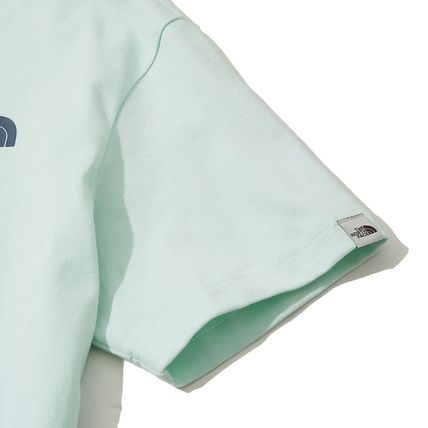 THE NORTH FACE Tシャツ・カットソー 日本未入荷!★THE NORTH FACE★花柄プリントティーシャツ★4色(17)