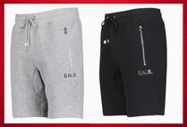 【BALR】Q-SERIES STRIPED SHORTS BLACK☆在庫残り僅か☆