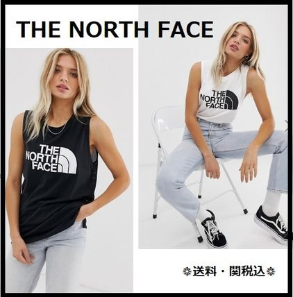 THE NORTH FACE★ロゴタンクトップ/2色展開★送料・関税込