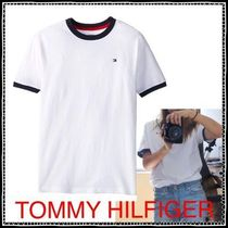 Tommy Hilfiger(トミーヒルフィガー) キッズ用トップス 大人もOK!SALE〓Tommy Hilfiger〓Tシャツ