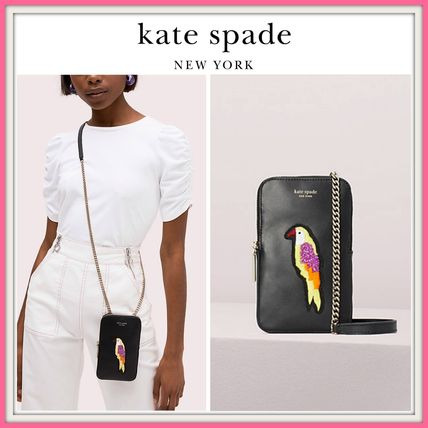 期間限定SALE!☆kate spade☆  beaded flock party phone