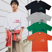 NOHANT(ノアン) Tシャツ・カットソー 日本未入荷★NOHANT★MADE IN SEOUL T SHIRT  5色