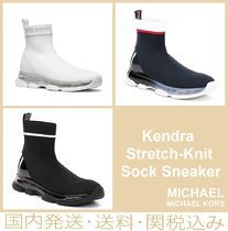 【セール/国内発送】Kendra Stretch-Knit Sock Sneaker