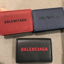 VIP SALE!【BALENCIAGA】Everyday Mini Wallet3つ折り財布