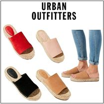 Urban Outfitters◆サンダル◆Mimi Espadrille Slide Sandal