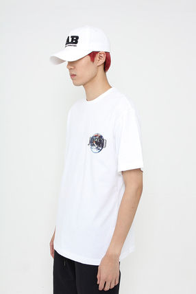 JUSTO Tシャツ・カットソー ★JUSTO★ 兼用 SAVE THE EARTH T-SHIRTS 半袖Tシャツ 2色(9)