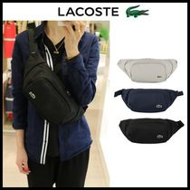 ☆LACOSTE☆  19SS ボディバッグ スリングバッグ 3色