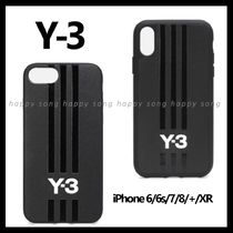 Y-3★iPhone 6/6s/7/8/+/XR ケース