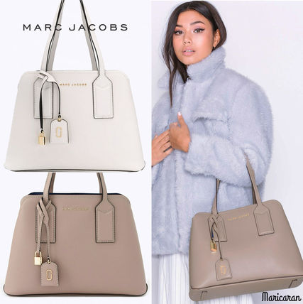 MARC JACOBS トートバッグ 【セール!】MARC JACOBS/ The Editor Tote エディタートート