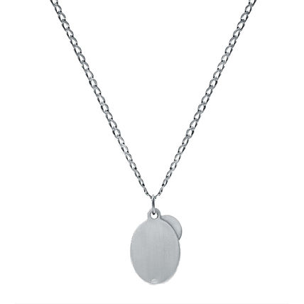 Ron Herman ネックレス・チョーカー Ron Herman 取扱 ジャスティン愛用 MIANSAI Necklace SILVER(5)