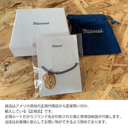 Ron Herman ネックレス・チョーカー Ron Herman 取扱 ジャスティン愛用 MIANSAI Necklace SILVER(2)