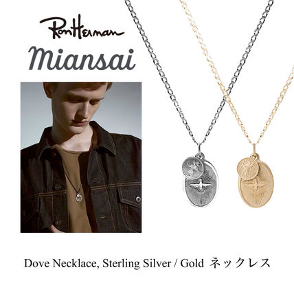 Ron Herman ネックレス・チョーカー Ron Herman 取扱 ジャスティン愛用 MIANSAI Necklace SILVER