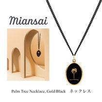 Ron Herman 取扱 ジャスティン愛用 MIANSAI Palm Necklace