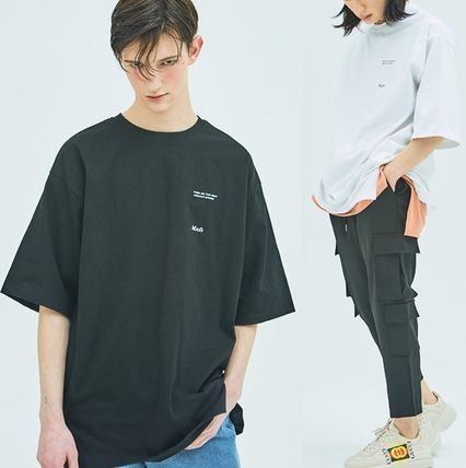Mnfs Heavy overfit Archive T shirt(7色展開)小ロゴTシャツ