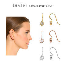 Ron Herman 取扱 SHASHI Solitarie Drop ピアス ロンハーマン