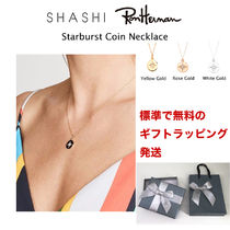 Ron Herman 取扱 正規品 SHASHI Starburst Coin Necklace