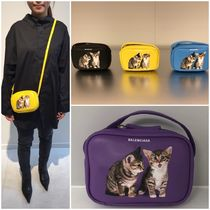 BALENCIAGA Kitten Everyday Camera Bag XS