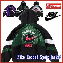Supreme シュプリーム Nike Hooded Sport Jacket SS 19 WEEK 13