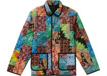 Supreme Reversible Patchwork Quilted Jacket SS 19 WEEK 13