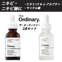 THE ORDINARY★ニキビ・ニキビ跡ケア2点セット|オーディナリー