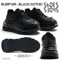 追跡あり ローラ/Yu Masui愛用 SHOES 53045 BUMP'AIR BLACK GOTHIC