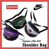 Supreme Nike Shoulder Bag ショルダー バッグ SS 19 WEEK 13