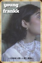【日本未入荷!/大人気!!】young frankk JAMIE EARRINGS