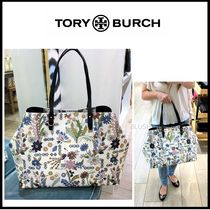 【TORY BURCH】 KERRINGTON SQUARE トートバッグ