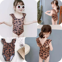 3-6yrs☆INFANT RUFFLE SWIMSUITS☆