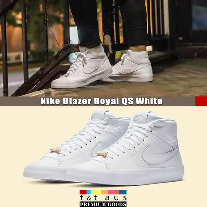 [NIKE]★大人気☆入手困難☆Blazer Royal QS White★