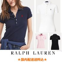 POLO RALPH LAUREN♦Slim Fit Stretch Polo Shirt