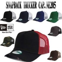 ★入手困難/送料無料 New Era SNAPBACK TRUCKERCAP NE205