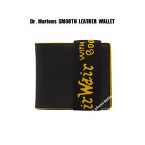 Dr Martens★SMOOTH LEATHER WALLET★ロゴ