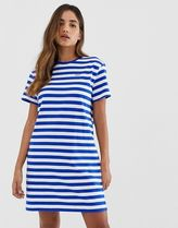 Polo Ralph Lauren stripe tee dress