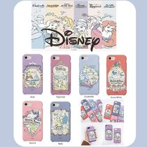 [ DISNEY ]  Disney Princess Antique SLIM FIT IPHONE CASE