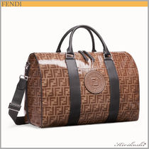 ◆FENDI  19SS◆TRAVEL BAG◆Large multicolour fabric bag◆