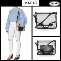 【VASIC】City Vinyl Crossbody Bag クロスボディ