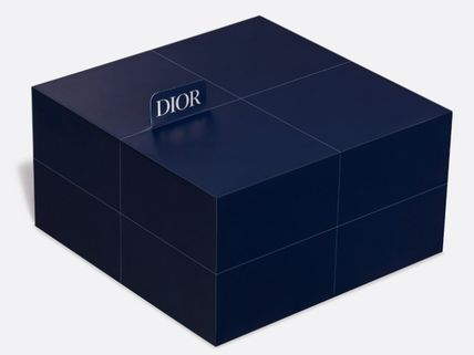 """DIOR HOMME ネックレス・チョーカー DIOR シルバー """"CD ICON"""" リンク ネックレス(3)"""