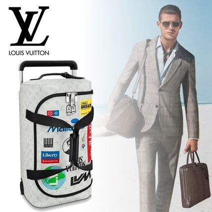 Louis Vuitton スーツケース 【国内直営】ルイヴィトン ホライゾン・ソフト 2R55 新作