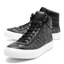 【関税負担】 JIMMY CHOO HIGH TOP SNEAKERS