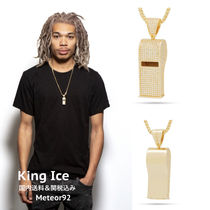 【King Ice】The 14K Gold Whistle/ネックレス【国内発】