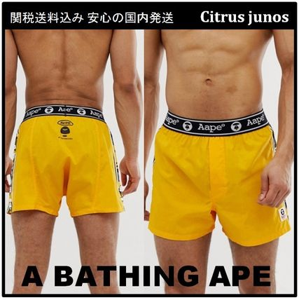 AAPE By A Bathing Ape ボクサーパンツ