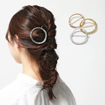 FRANCE Luxe(フランスリュクス) ヘアアクセサリー France Luxe LI6591 Large Rustic Circle Tige Boule ピン