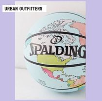 Urban Outfitters(アーバンアウトフィッターズ) スポーツその他 UrbanOutfitters☆Spaldingグローブバスケットボール☆地球☆N