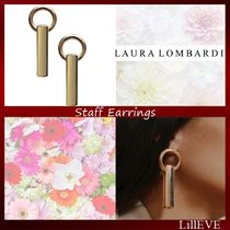 【Laura Lombardi】GOLD**Staff**ピアスL-0047