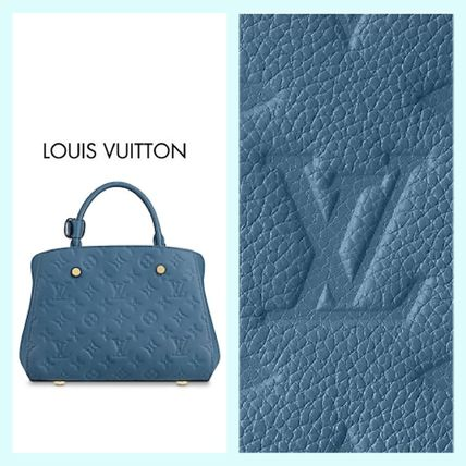 Louis Vuitton関税込み Blu Jeans ★モンテーニュ BB ★2WAY