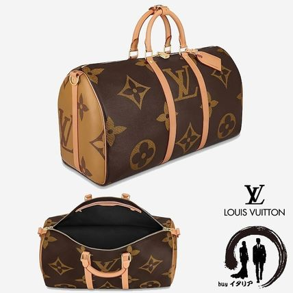 [LOUIS VUITTON]【キーポル バンドリエール 50】旅行用 ボストン